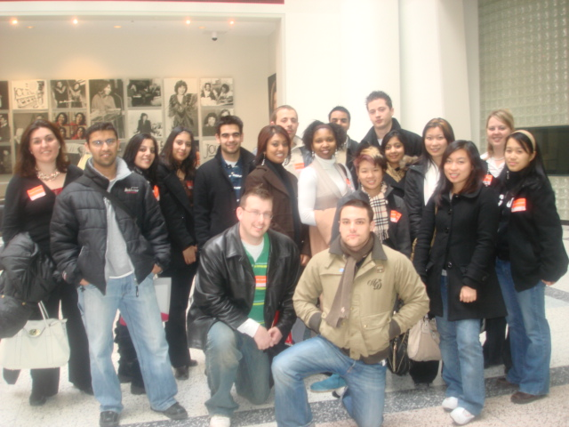 CBC Visit, e-Business Information Systems and Technology Course