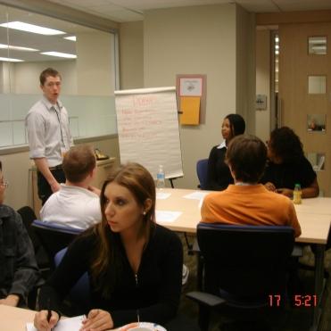 Cornerstone Visit, Database Management Course