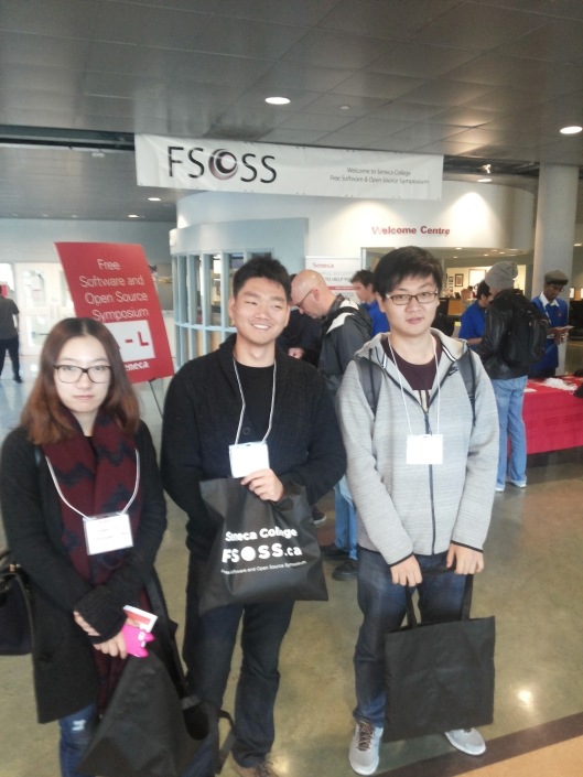 Free Software and Open Source Symposium @Seneca College 2014