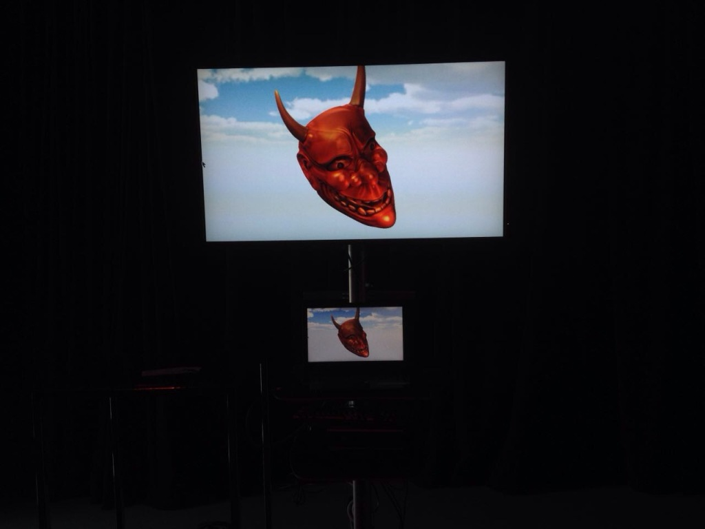 Virtual reality games, digifest 2015