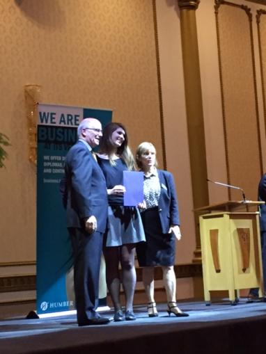 Lauren Ashmore, e-Business Excellence Award