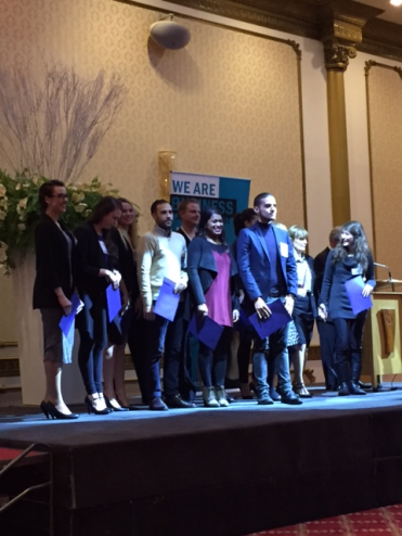 e-BSA Association Exec Team, Bachelor of Commerce Leadership Award