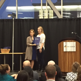 Christine Howald, Bachelor of Commerce Digital Business Management Leadership Award