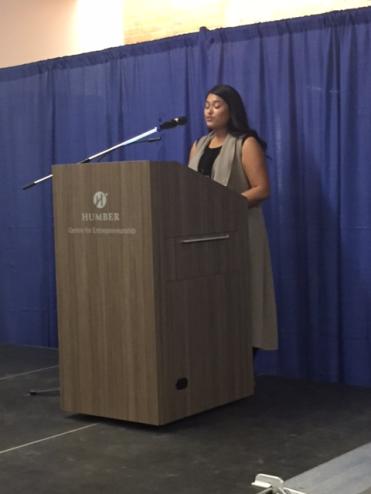 Faria Islam, keynote speaker