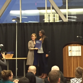 Kiran Bajwa, Bachelor of Commerce Digital Business Management Leadership Award