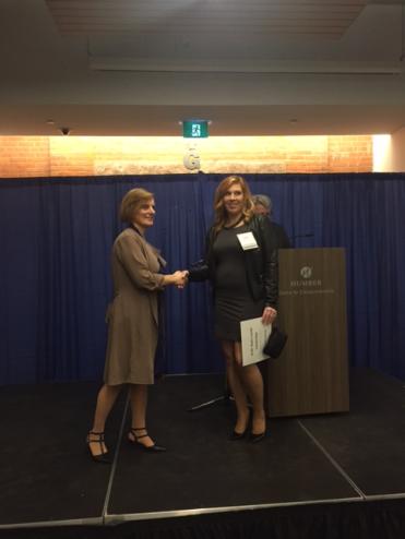 Lyndsay Brooks, HSBC Bank Canada Scholarships