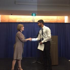 Rahim Dhrolia, Illumiti SAP Award