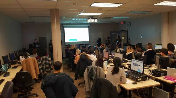 Shopify Workshop, DBSA's Tech Week 2017