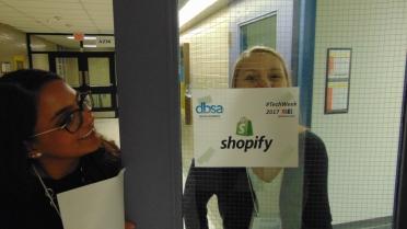 Shopify Workshop, DBSA's Tech Week 2017