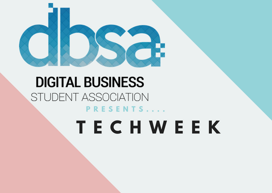 Save The Date: TechWeek Fall2018!