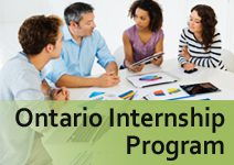 Ontario Internship Program – Info Session Wed Sept 20, 2017 @10:00am