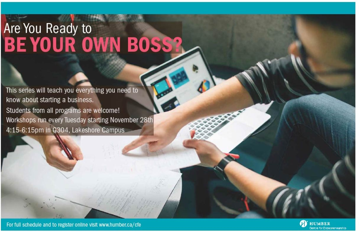 Be Your Own Boss: Who Else Can Help Me?