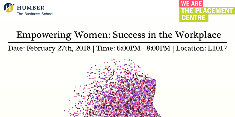 Empowering Women: Success in the Workplace Event