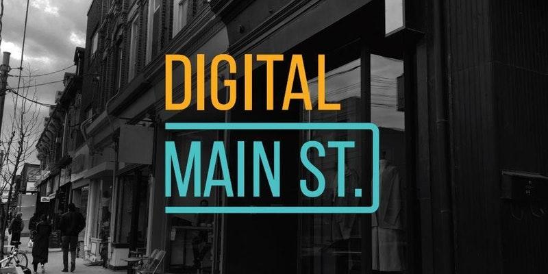 One Week Away! 2018 Digital Main StreetForum