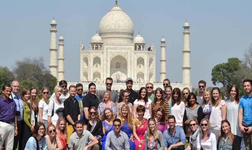 Students Can Earn Humber GNED or Breadth Electives credits this summer in India (deadline April 12)