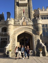 DBSA at Casa Loma Escape Room