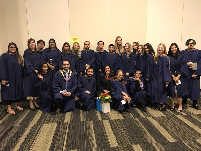 Congratulation Class of2018!
