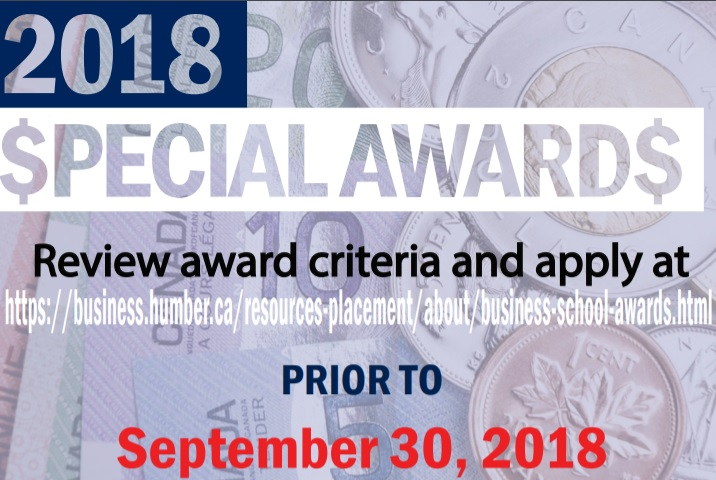 The Business School SpecialAwards