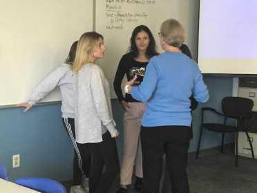 Capstone Presentations Coaching