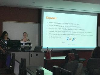 tech-week-SEO-presenting