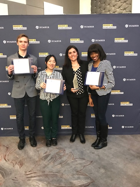 The Business School Awards Ceremony 2019